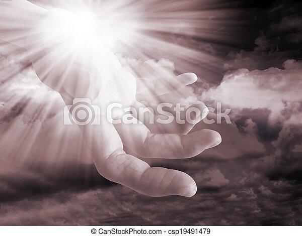 segítő kéz - csp19491479