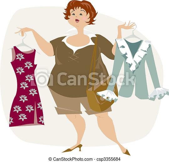 semmi, dress2 - csp3355684
