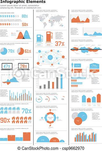 set., infographics, részletez - csp9662970
