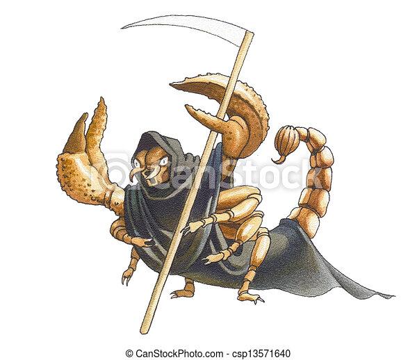 skorpió - csp13571640