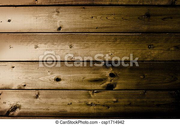 struktúra, barna, példa, erdő, grunge, természetes - csp1714942