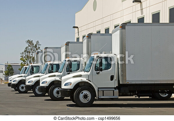 szállítás, rakomány - csp1499656