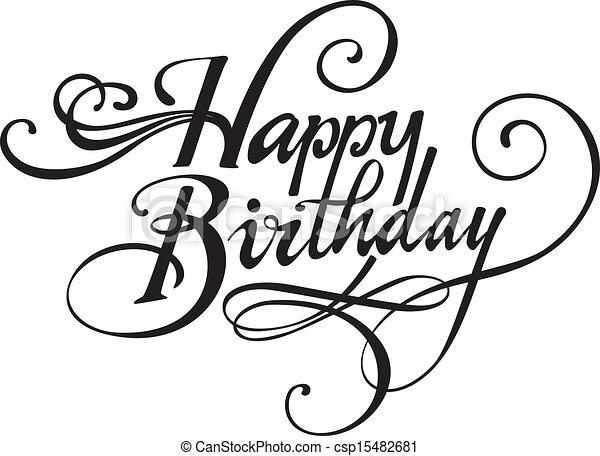 születésnap, boldog - csp15482681
