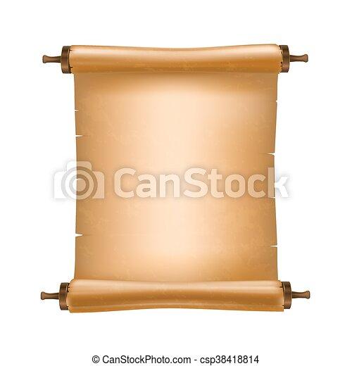 szüret, vektor, öreg, cikornyázik, white. - csp38418814