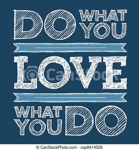 szeret, mi, szeret, ön - csp8414526