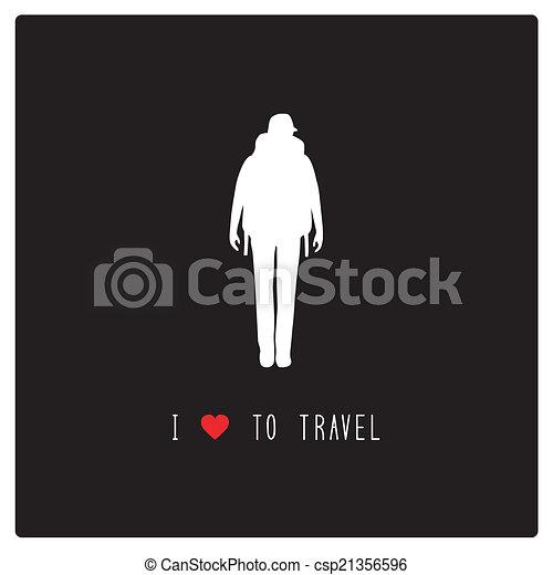 szeret, travel4 - csp21356596