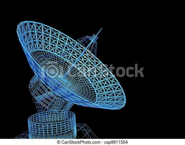 tál, mellékbolygó - csp9911554