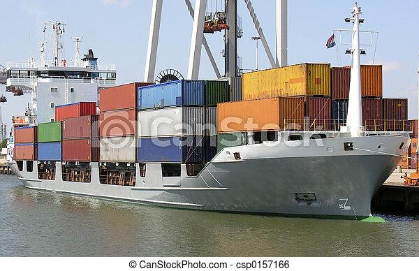 tároló hajó - csp0157166