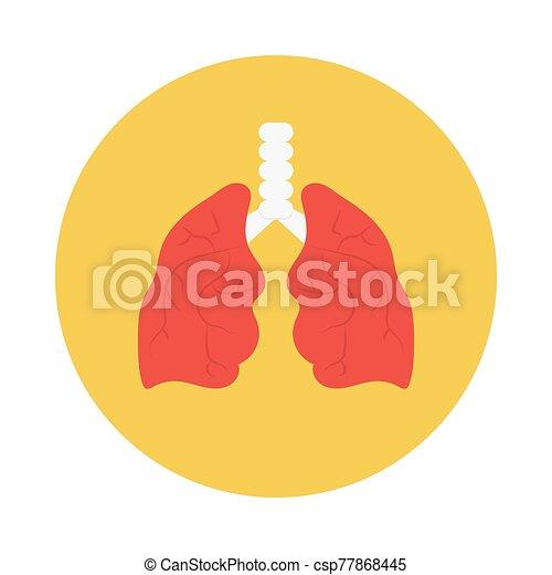 tüdő - csp77868445