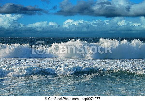 tengerpart, ég - csp0074077