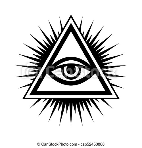 (the, szem, all-seeing, providence) - csp52450868