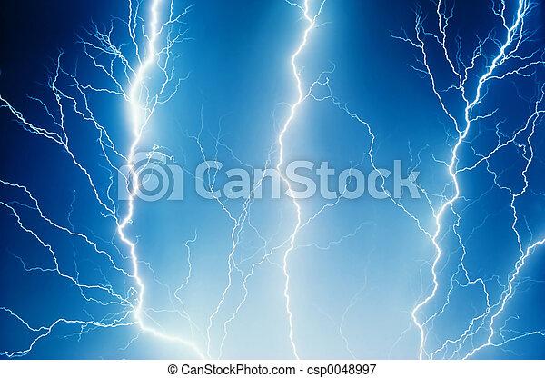thunder.. - csp0048997