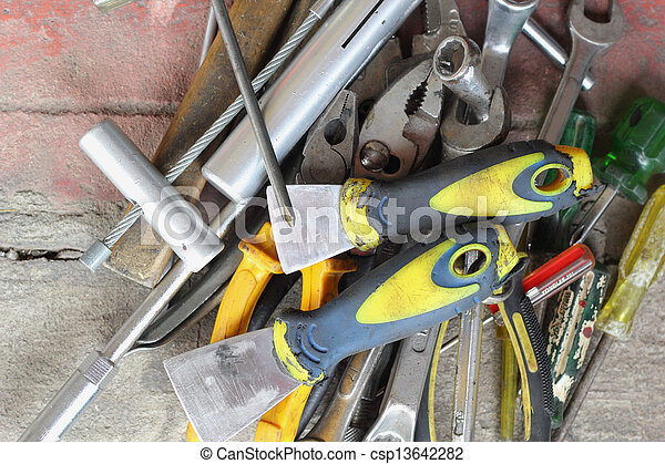 tools. - csp13642282