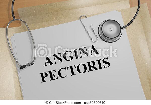 torokgyulladás, orvosi fogalom, -, pectoris - csp39690610