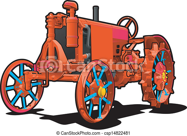 traktor - csp14822481