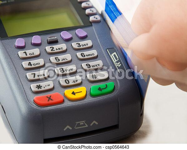 végső, hitelkártya - csp0564643