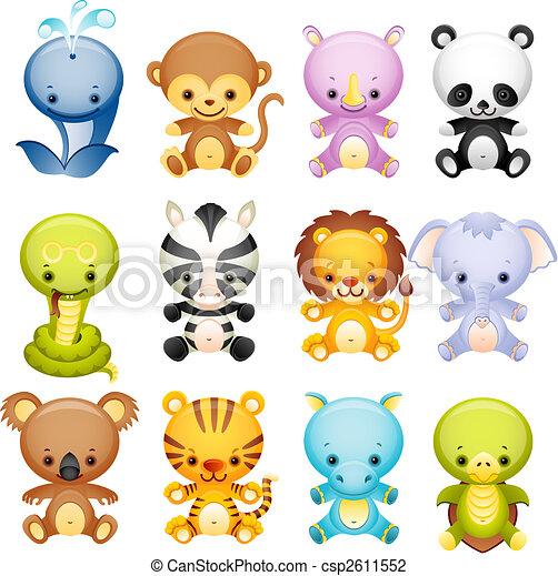 vad állat - csp2611552