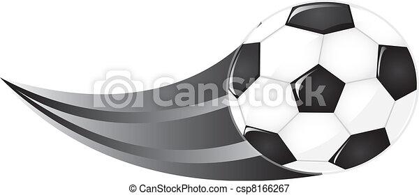 vektor, futball - csp8166267