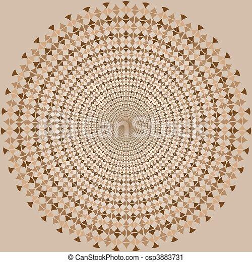 vektor, -, illúzió, látási - csp3883731