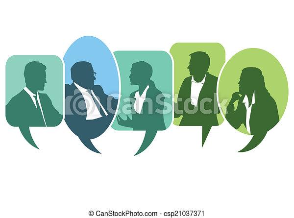 vita, gyűlés - csp21037371
