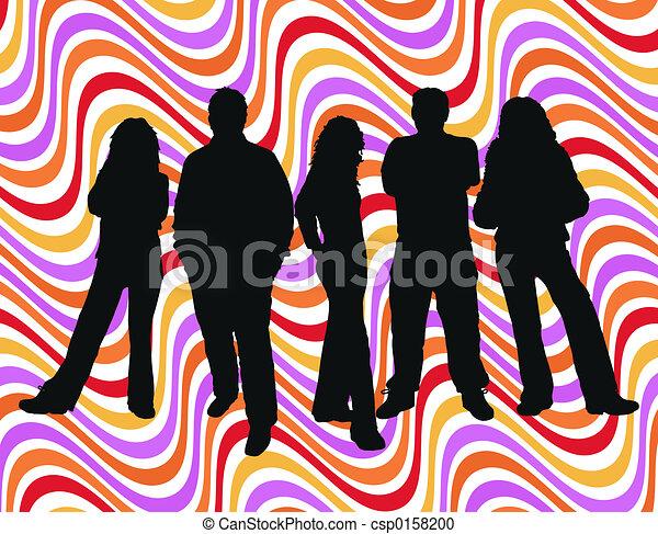 young emberek - csp0158200