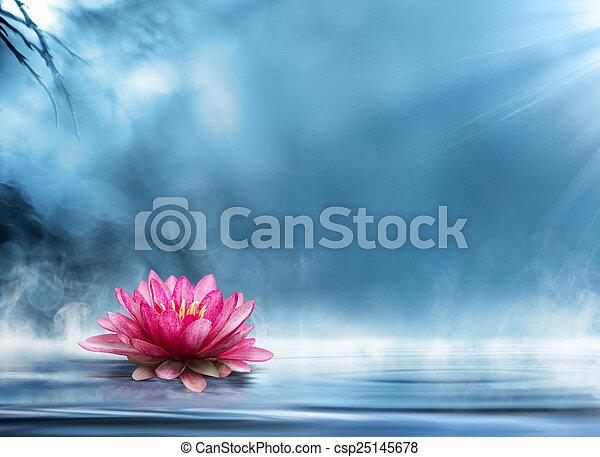 zen, lelkiség - csp25145678
